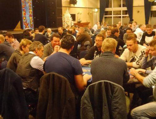 Vrijdag Poker Series in Enschede