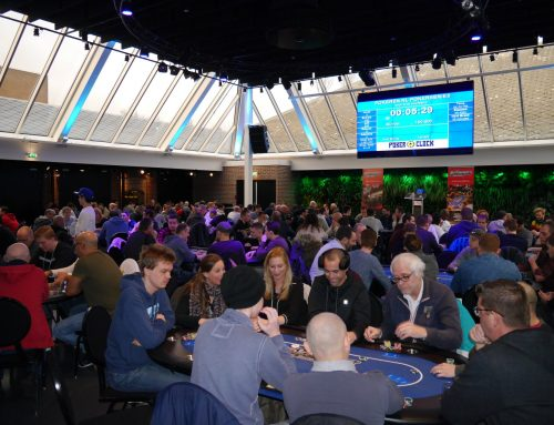 Jubileum editie Poker Series met Super Ranking start op 10 februari