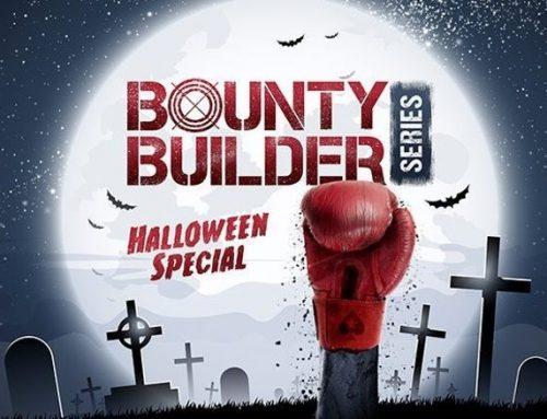 Bounty Builder Series van 13 oktober t/m 27 oktober op PokerStars